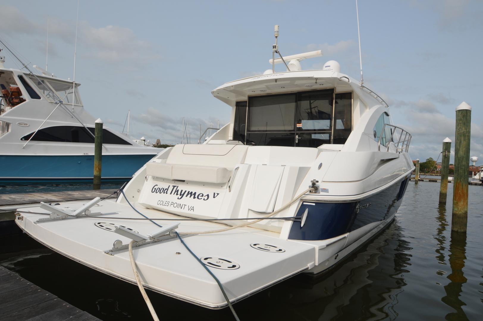 Cruisers-45 Cantius 2016-Good Thymes V Hampton-Virginia-United States-1489464 | Thumbnail