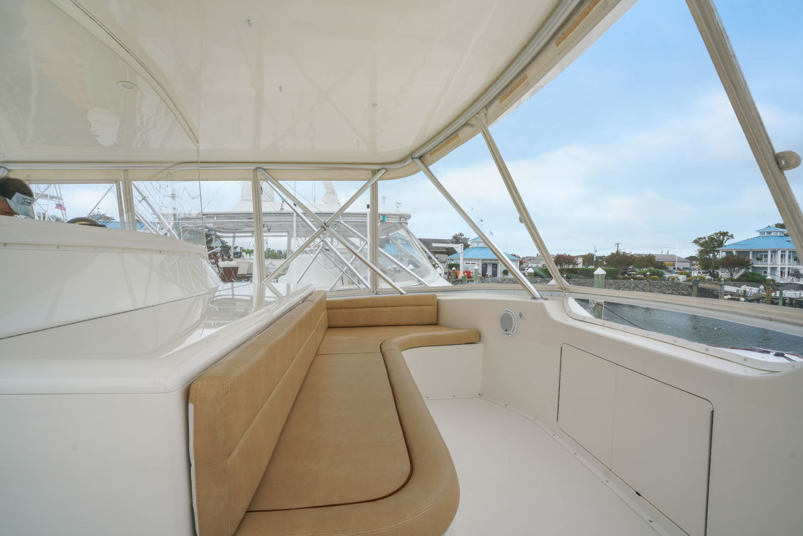 Viking-Convertible 2002-Blue Eyes North Palm Beach-Florida-United States-Flybridge-1490373   Thumbnail