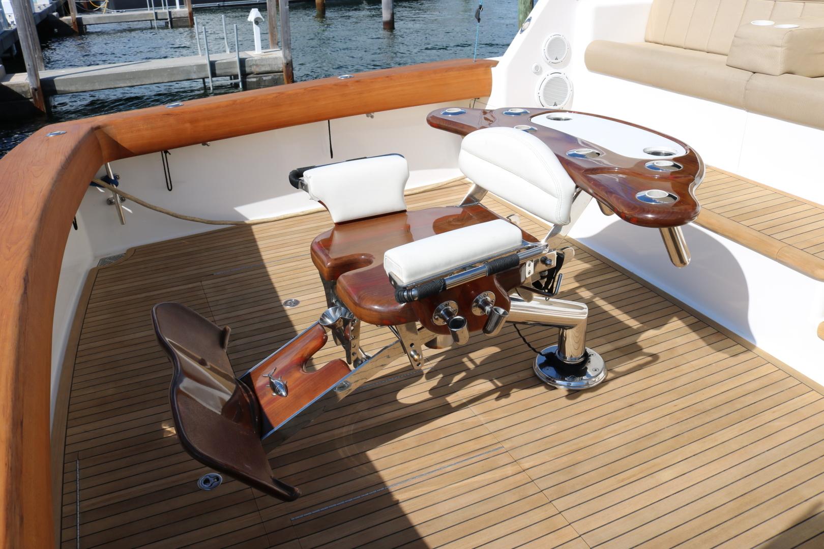 Viking-Convertible 2002-Blue Eyes North Palm Beach-Florida-United States-Cockpit-1553602   Thumbnail