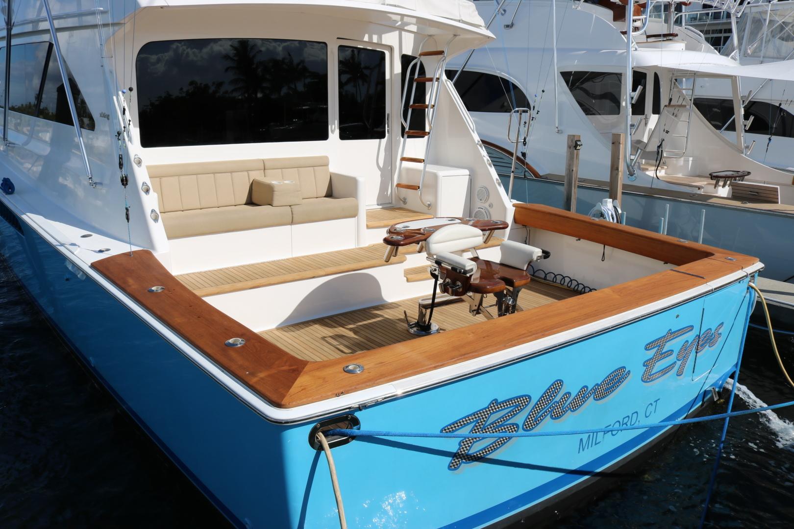 Viking-Convertible 2002-Blue Eyes North Palm Beach-Florida-United States-Cockpit-1553605   Thumbnail