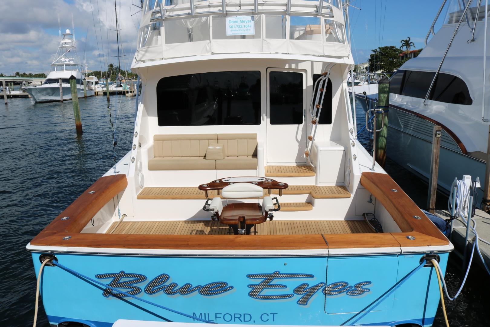 Viking-Convertible 2002-Blue Eyes North Palm Beach-Florida-United States-Cockpit-1553604   Thumbnail