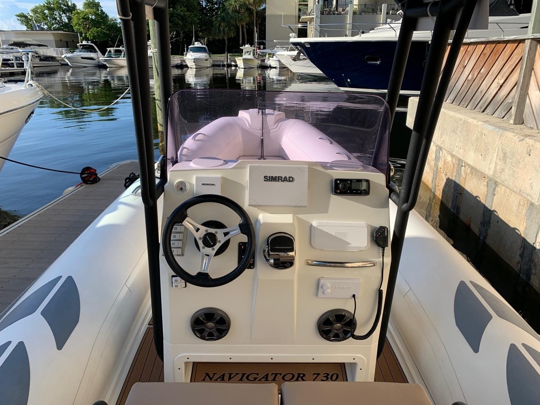 Brig Inflatables-Navigator 730 2019 -FL-Florida-United States-1490266 | Thumbnail