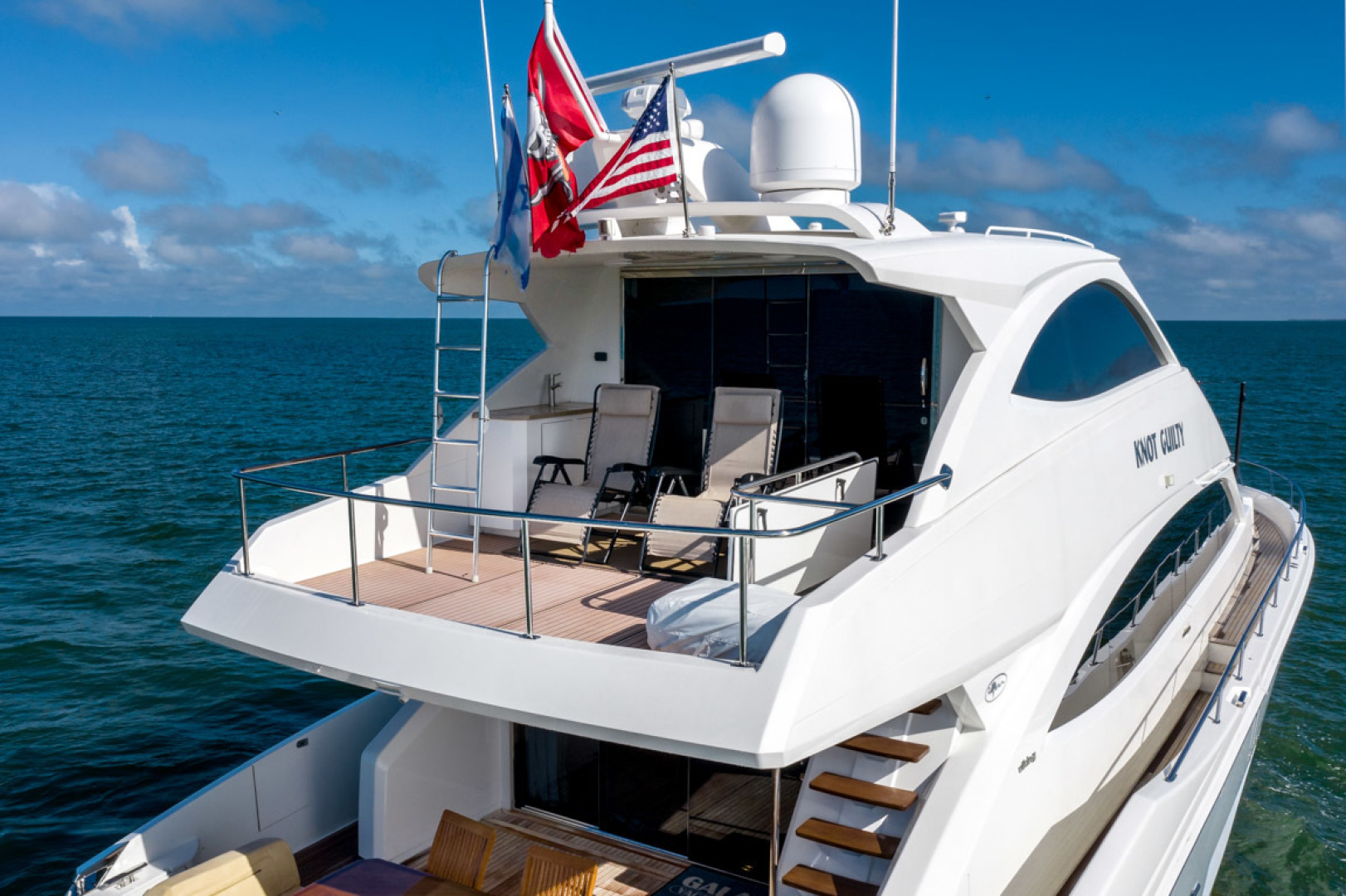 Viking-75 Motor Yacht 2015-Knot Guilty Indian Rocks Beach-Florida-United States-2015 Viking 75 MY Bridge-1491329 | Thumbnail