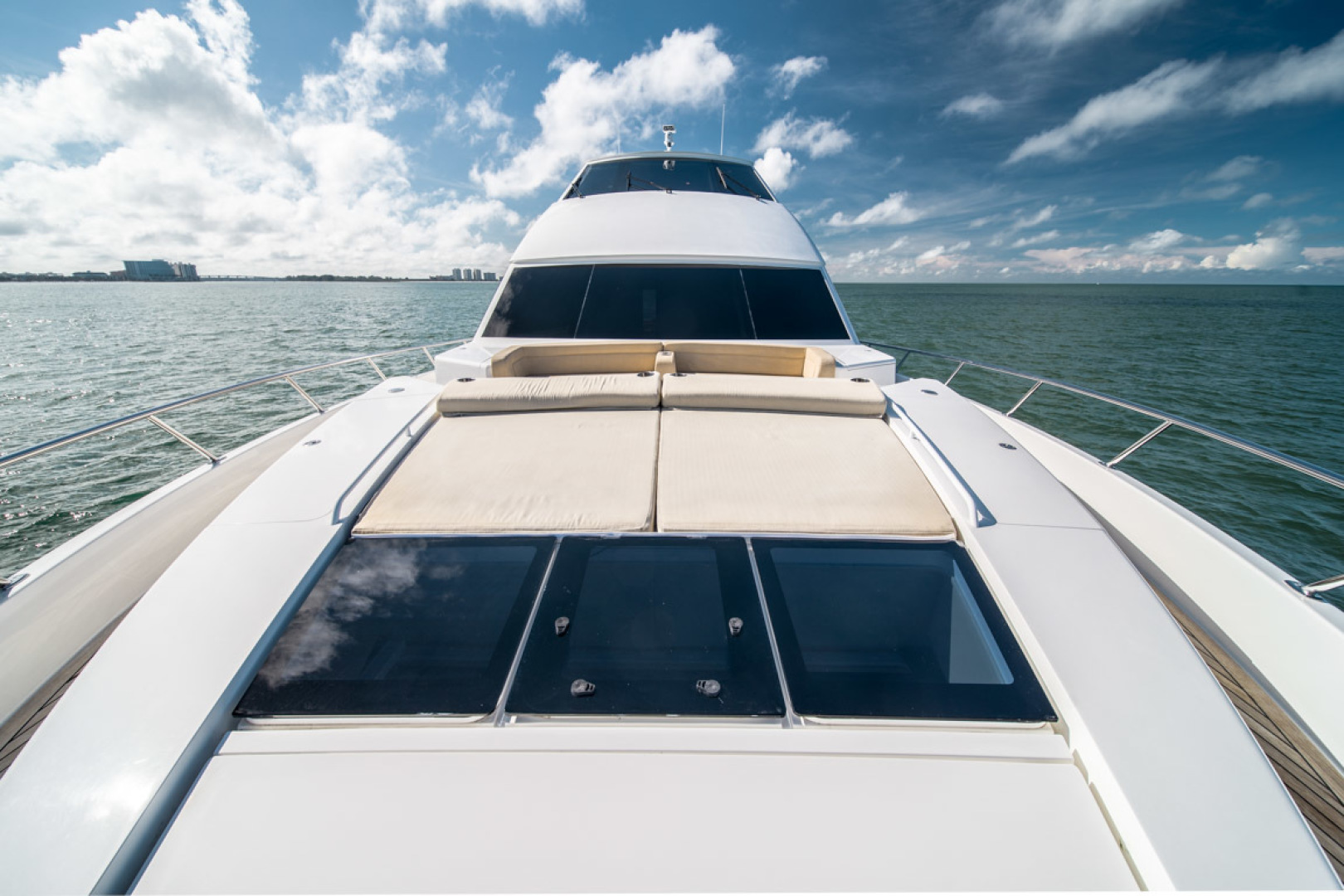 Viking-75 Motor Yacht 2015-Knot Guilty Indian Rocks Beach-Florida-United States-2015 Viking 75 MY Foredeck-1491308 | Thumbnail