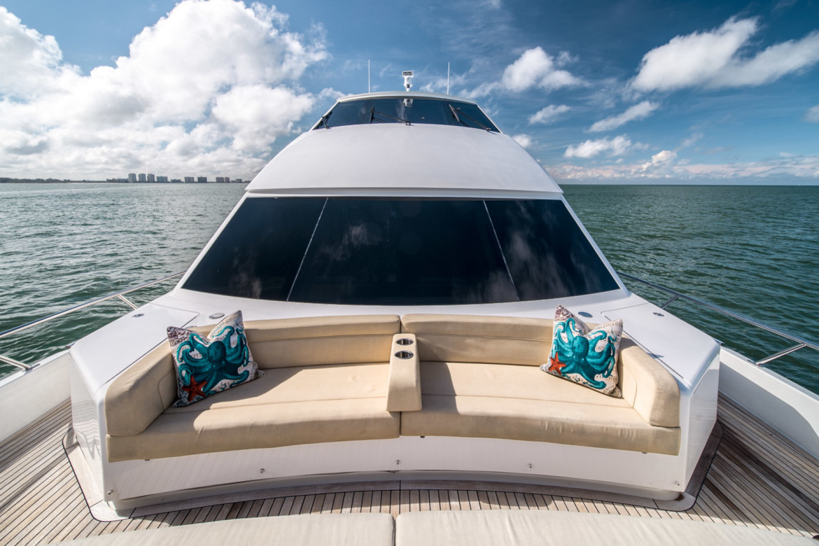 Viking-75 Motor Yacht 2015-Knot Guilty Indian Rocks Beach-Florida-United States-2015 Viking 75 MY Foredeck-1491302 | Thumbnail