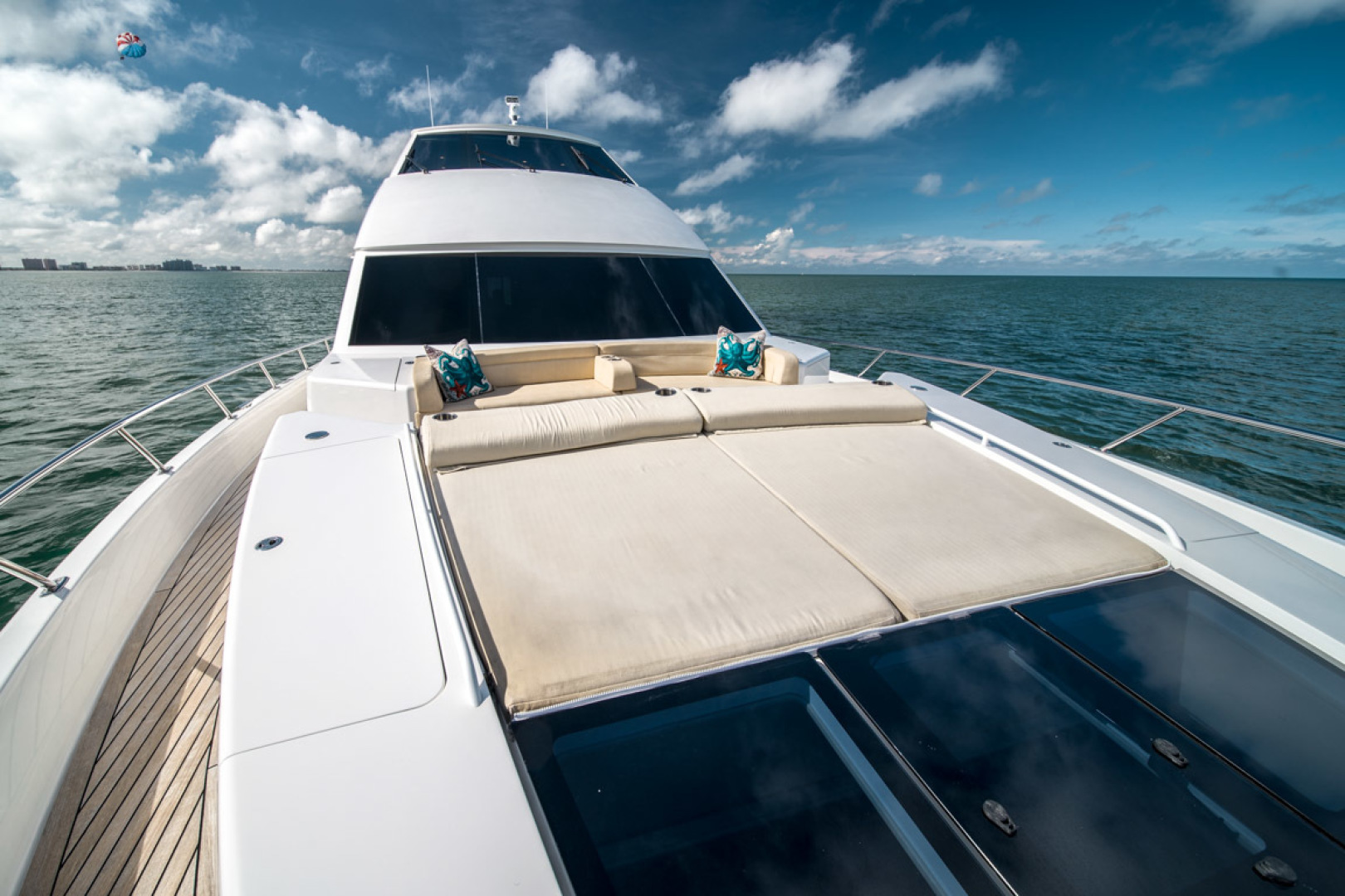 Viking-75 Motor Yacht 2015-Knot Guilty Indian Rocks Beach-Florida-United States-2015 Viking 75 MY Foredeck-1491307 | Thumbnail