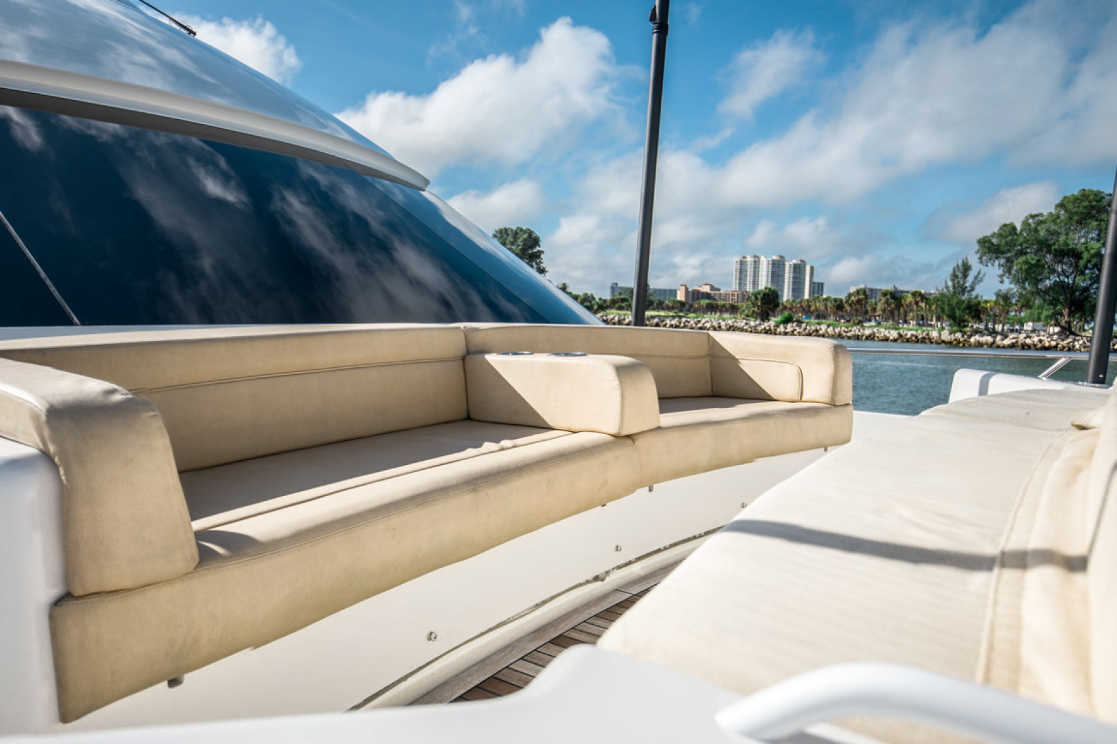 Viking-75 Motor Yacht 2015-Knot Guilty Indian Rocks Beach-Florida-United States-2015 Viking 75 MY Foredeck-1491304 | Thumbnail