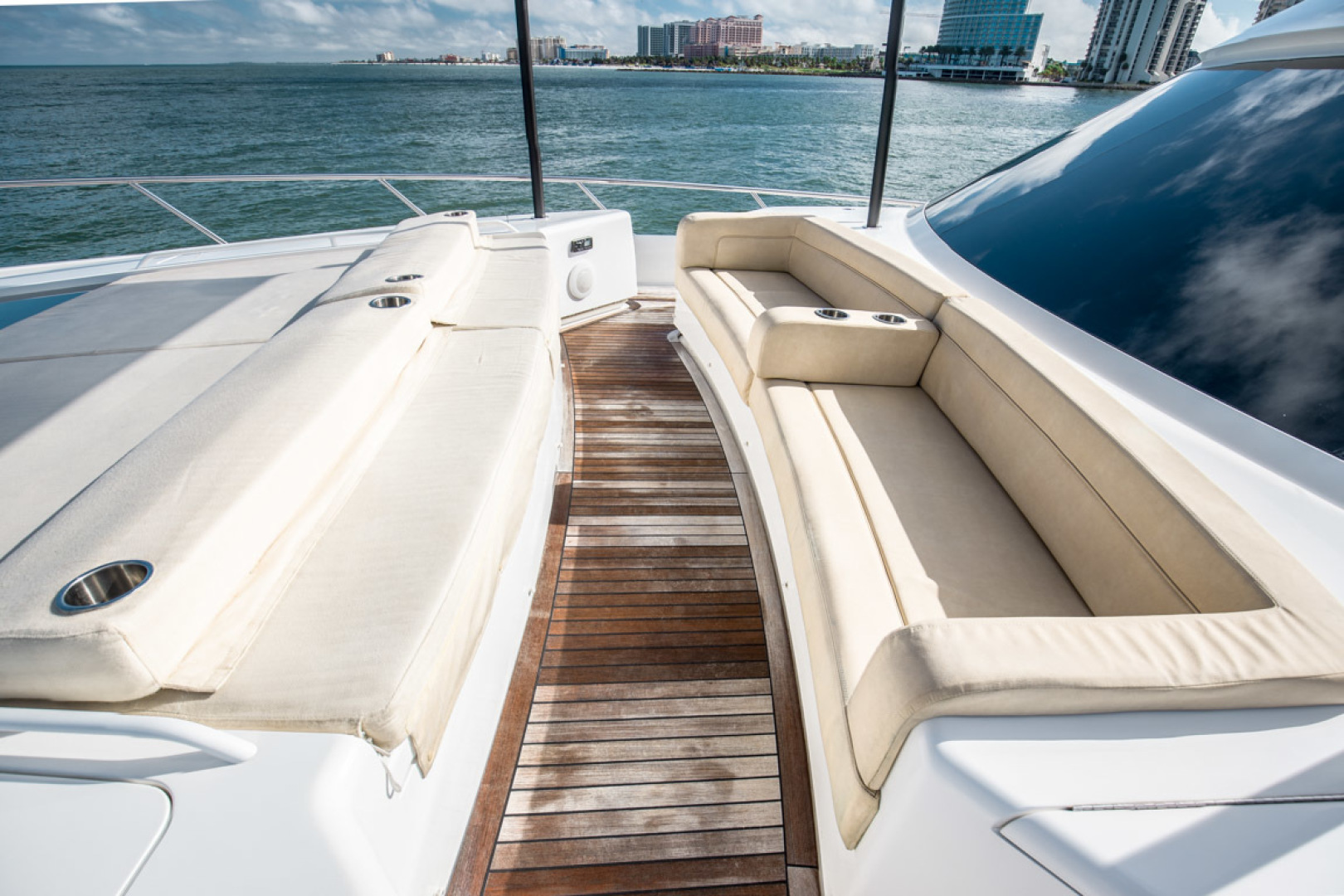 Viking-75 Motor Yacht 2015-Knot Guilty Indian Rocks Beach-Florida-United States-2015 Viking 75 MY Foredeck-1491305 | Thumbnail