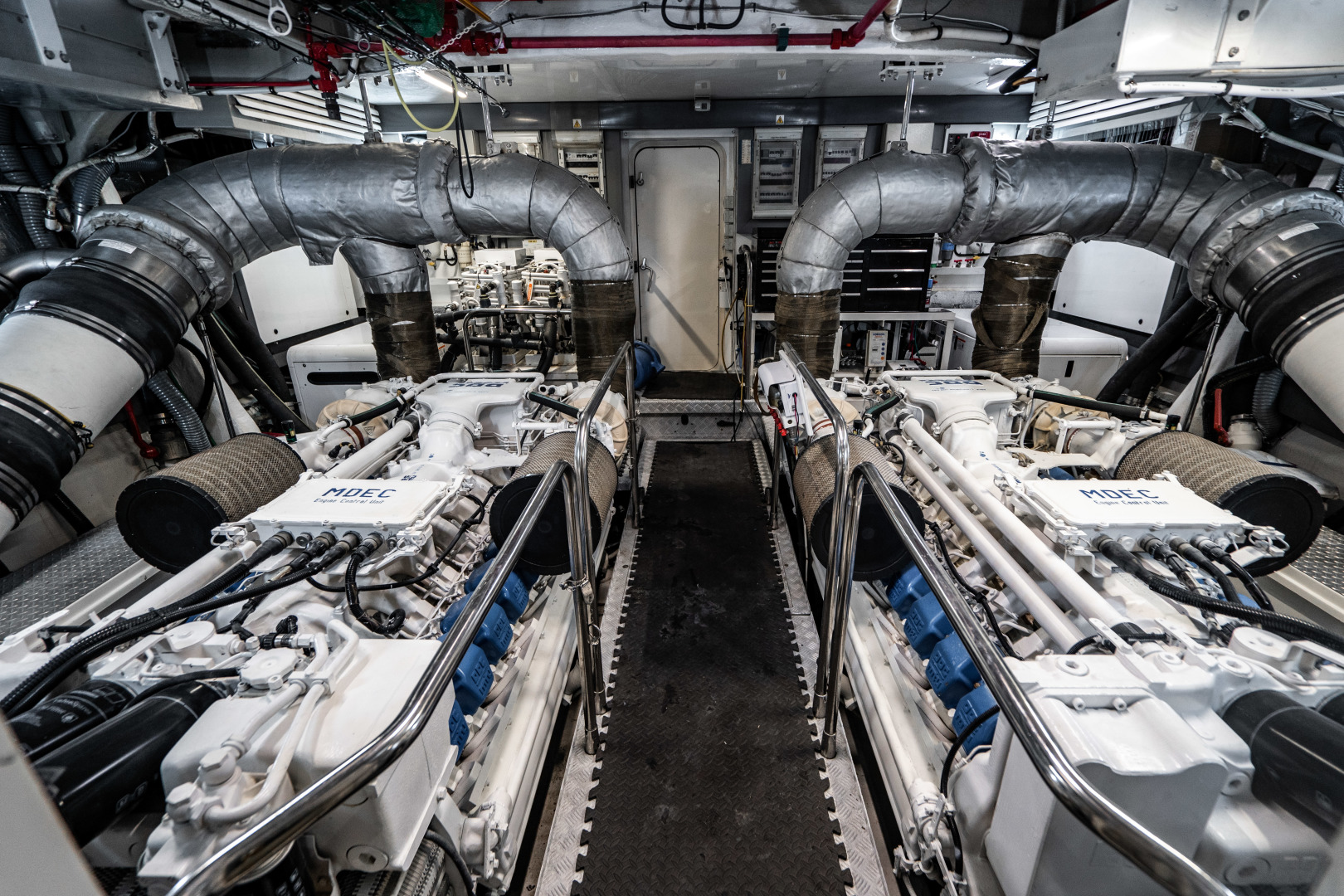 Sunseeker-94 Yacht 2003-SWWC Florida-United States-2003 Sunseeker 94 Yacht Engine Room-1491575 | Thumbnail