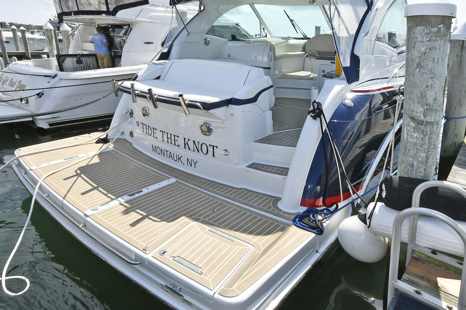 Formula-45 Yacht 2014-Tide the Knot Montauk-New York-United States-1492163 | Thumbnail