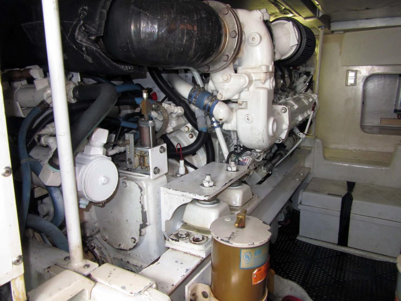 Viking-Flybridge Convertible 2001-VALHALLA Tierra Verde-Florida-United States-Port Engine-1492746   Thumbnail