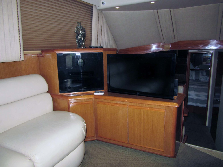 Viking-Flybridge Convertible 2001-VALHALLA Tierra Verde-Florida-United States-Pop-Up TV-1492722   Thumbnail