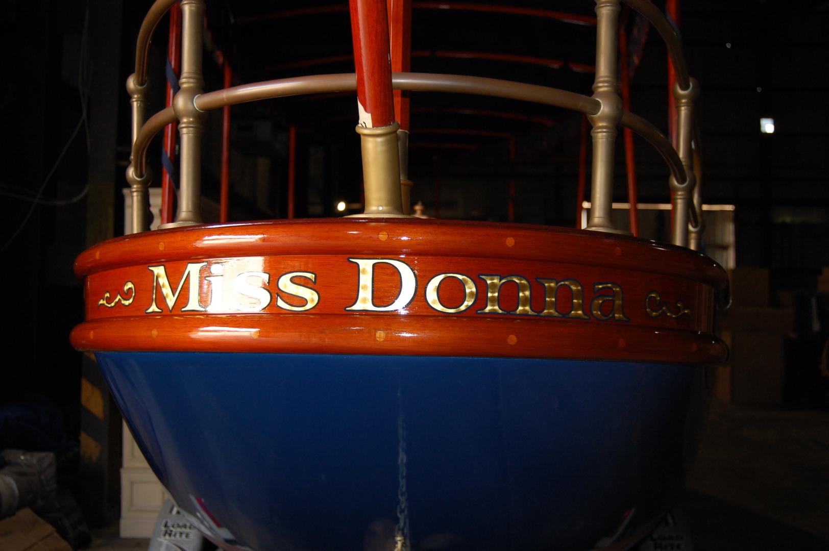 Elco-24 Fantail Launch 2004-Miss Donna Hampton-Virginia-United States-1493060   Thumbnail