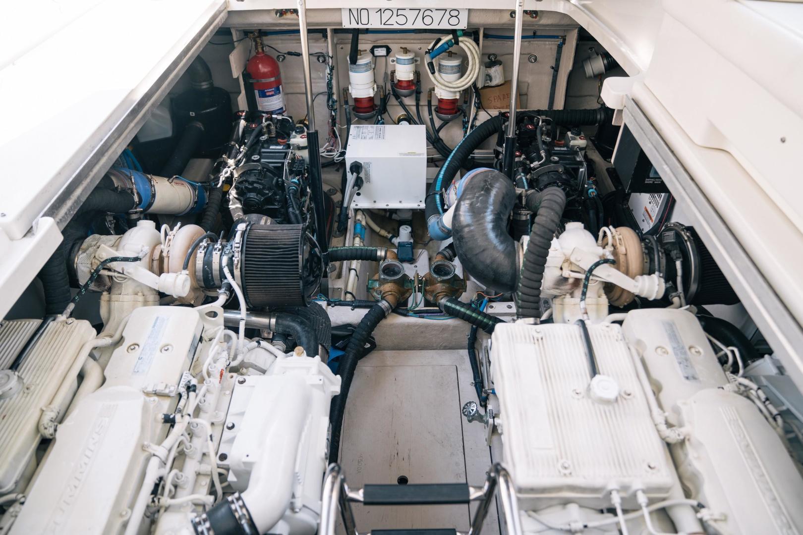 Sea Ray-450 Sundancer 2013-ZINGARO Bronx-New York-United States-1493390 | Thumbnail