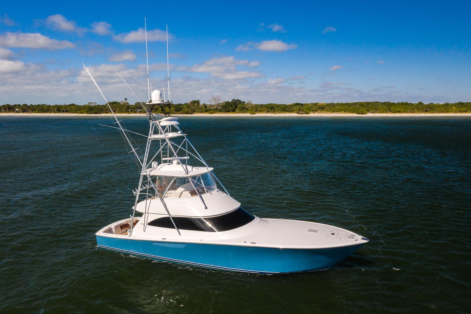 Viking-55 Convertible 2013-Maya Anna Maria-Florida-United States-2013 Viking 55 Convertible  Maya -1568488 | Thumbnail