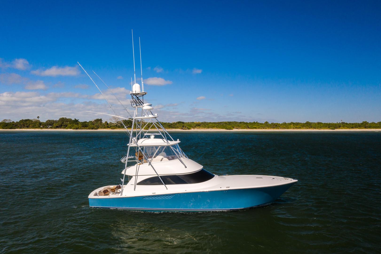 Viking-55 Convertible 2013-Maya Anna Maria-Florida-United States-2013 Viking 55 Convertible  Maya -1568487 | Thumbnail