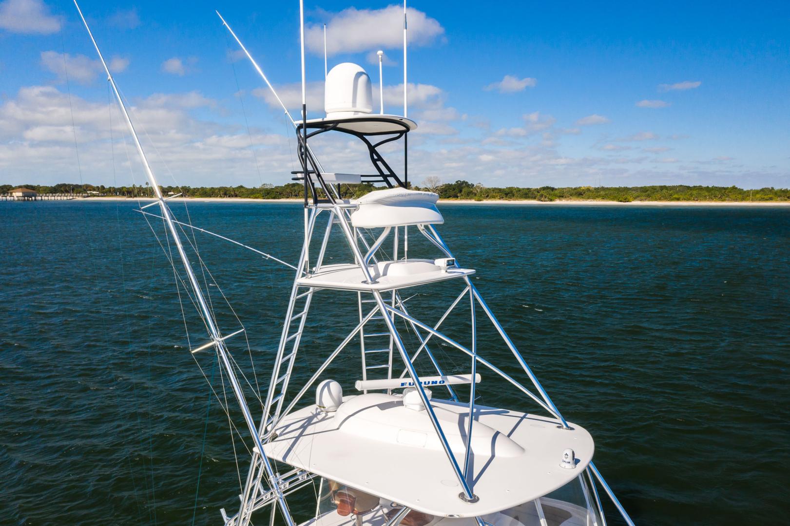 Viking-55 Convertible 2013-Maya Anna Maria-Florida-United States-2013 Viking 55 Convertible  Maya -1568494 | Thumbnail
