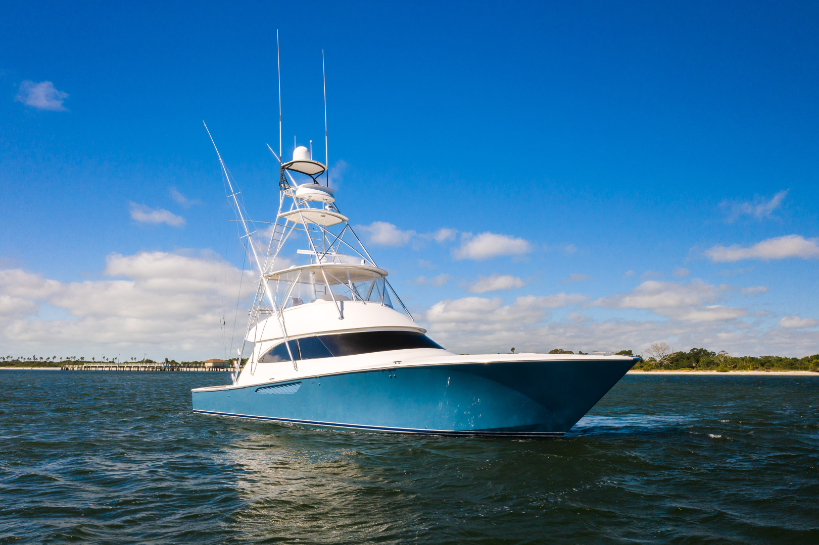 Viking-55 Convertible 2013-Maya Anna Maria-Florida-United States-2013 Viking 55 Convertible  Maya -1568489 | Thumbnail
