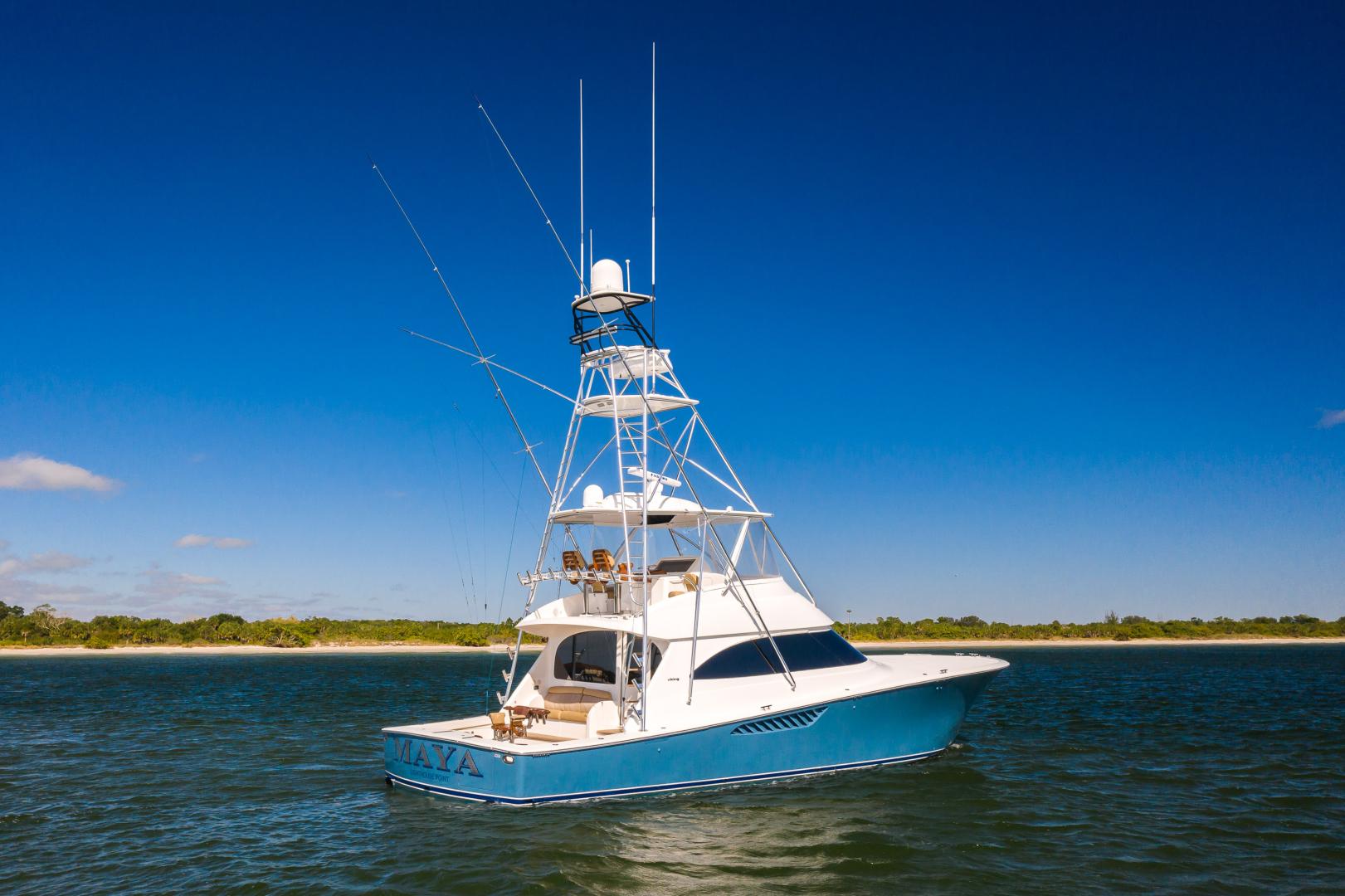 Viking-55 Convertible 2013-Maya Anna Maria-Florida-United States-2013 Viking 55 Convertible  Maya -1568484 | Thumbnail