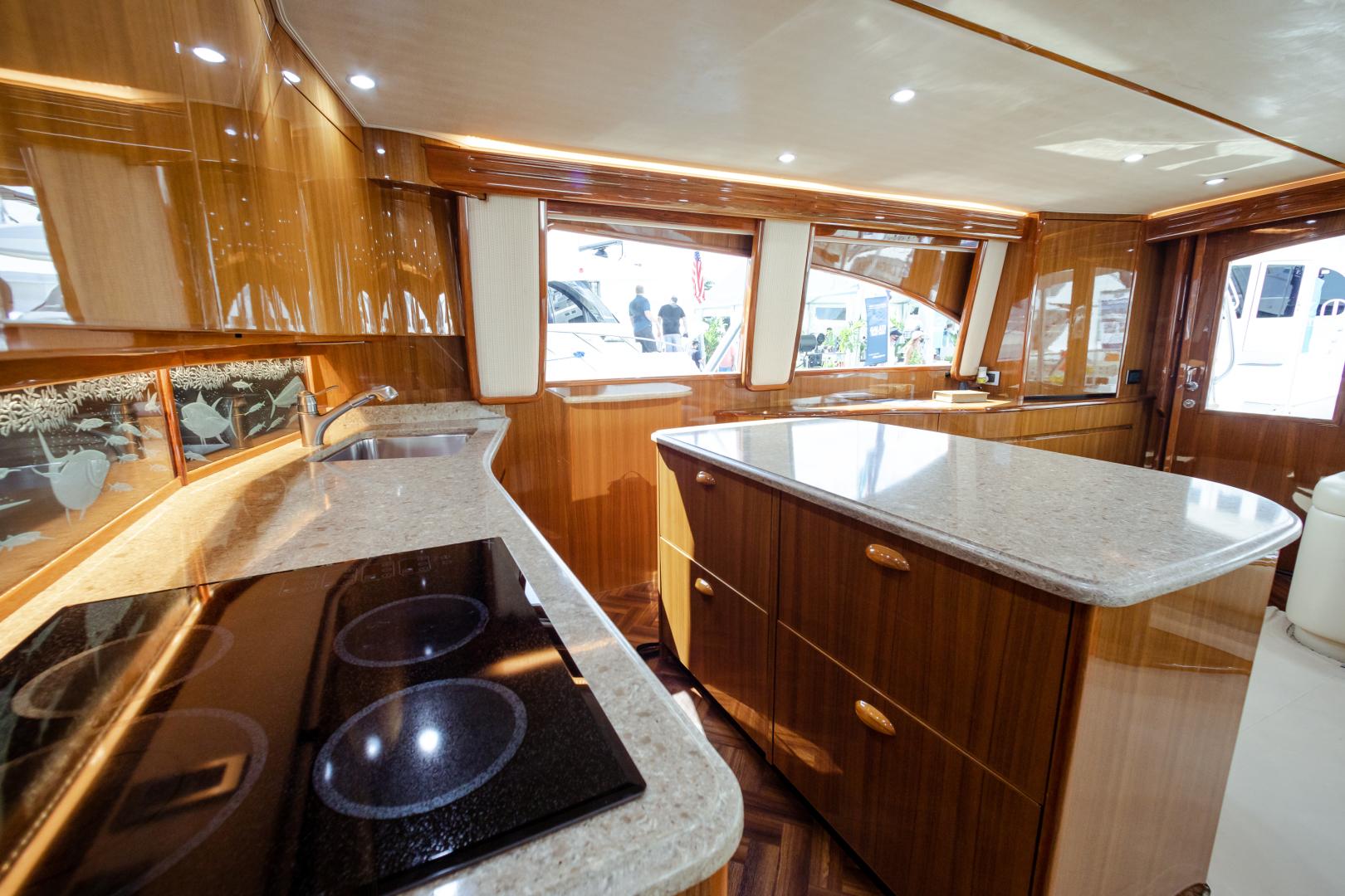 Viking-55 Convertible 2013-Maya Anna Maria-Florida-United States-2013 Viking 55 Convertible  Maya  Galley-1541883 | Thumbnail