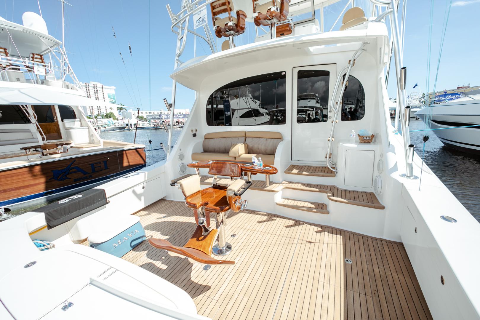 Viking-55 Convertible 2013-Maya Anna Maria-Florida-United States-2013 Viking 55 Convertible  Maya  Cockpit-1541869 | Thumbnail
