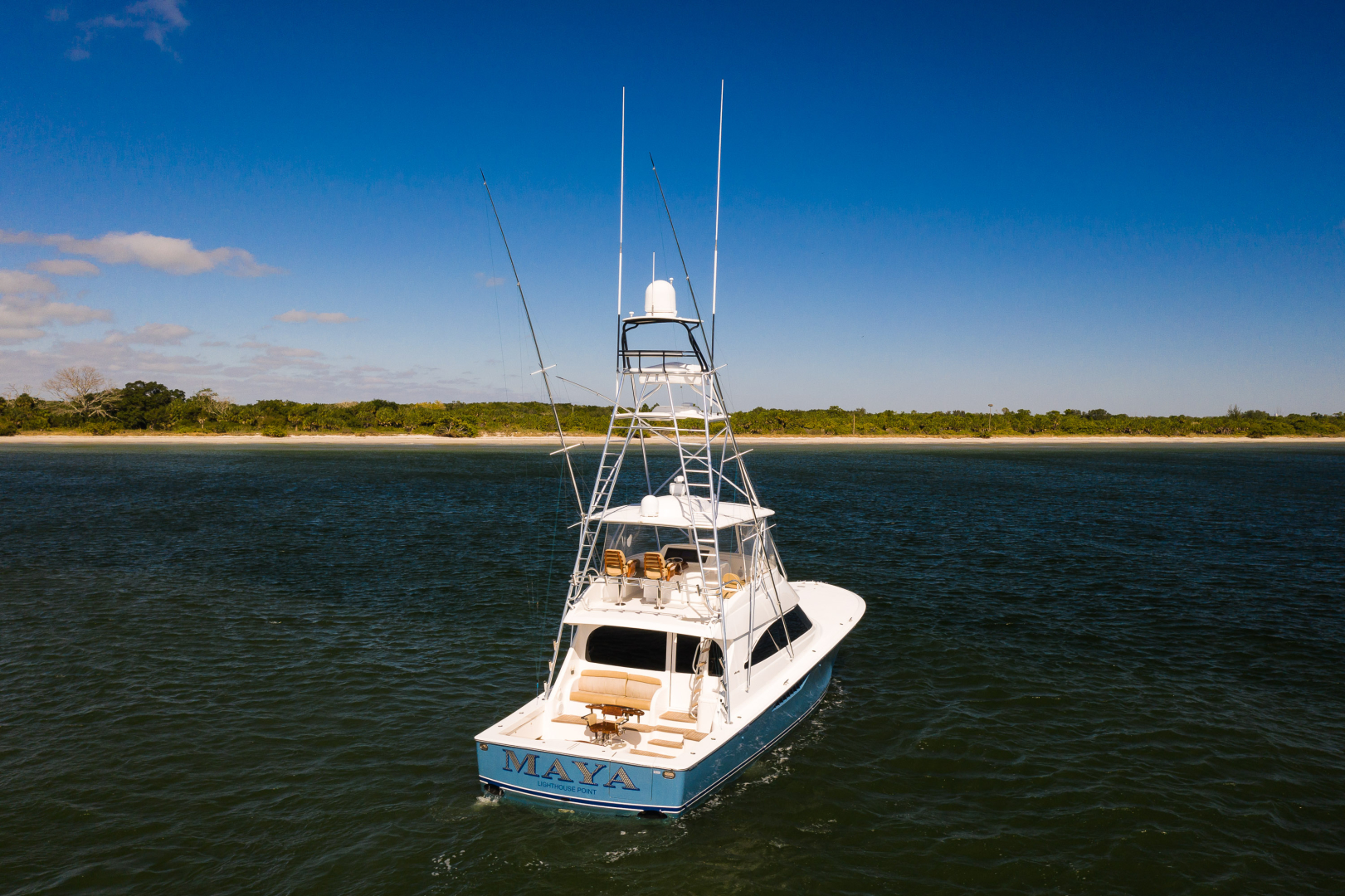 Viking-55 Convertible 2013-Maya Anna Maria-Florida-United States-2013 Viking 55 Convertible  Maya -1568483 | Thumbnail