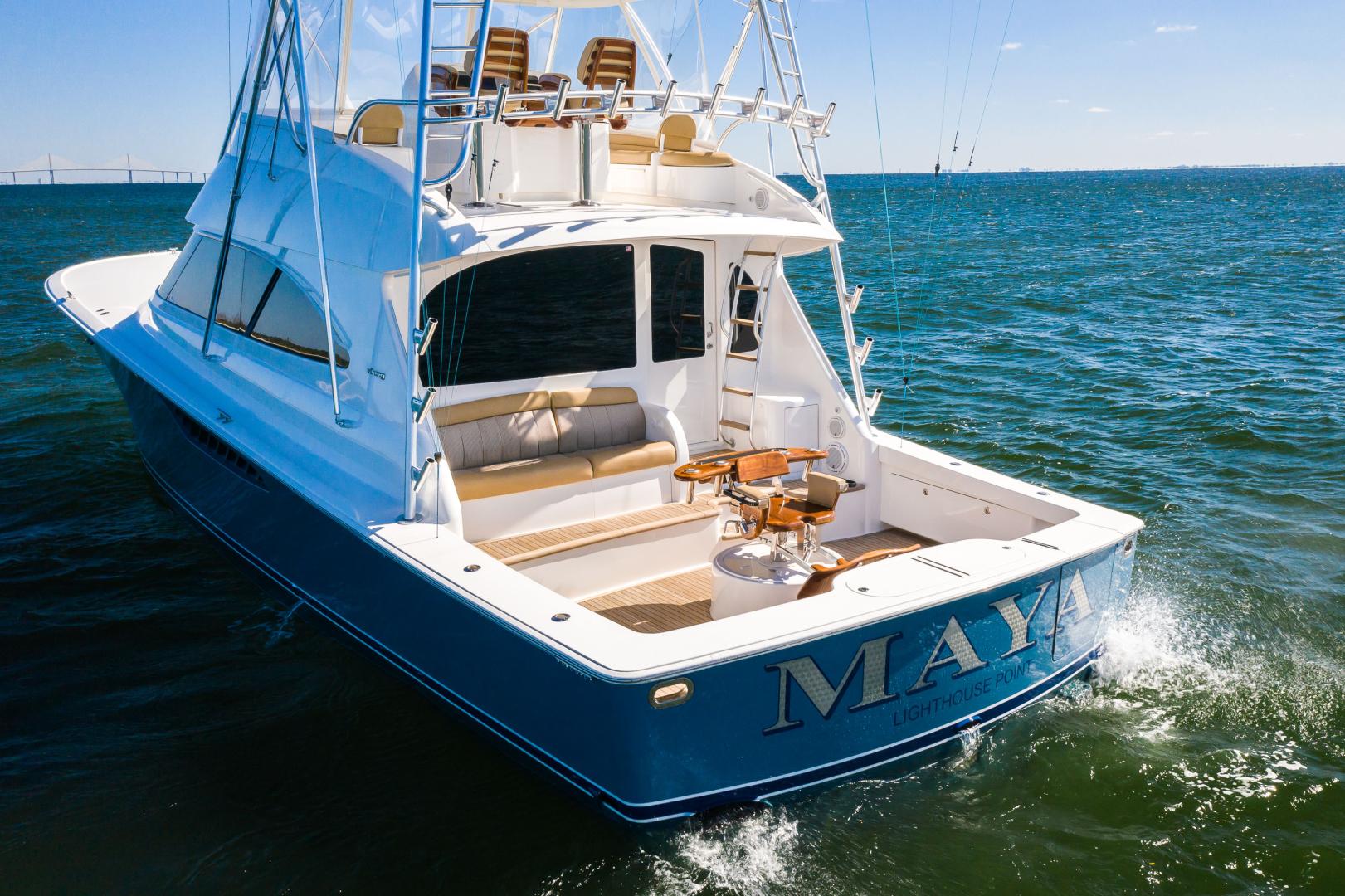 Viking-55 Convertible 2013-Maya Anna Maria-Florida-United States-2013 Viking 55 Convertible  Maya -1568492 | Thumbnail