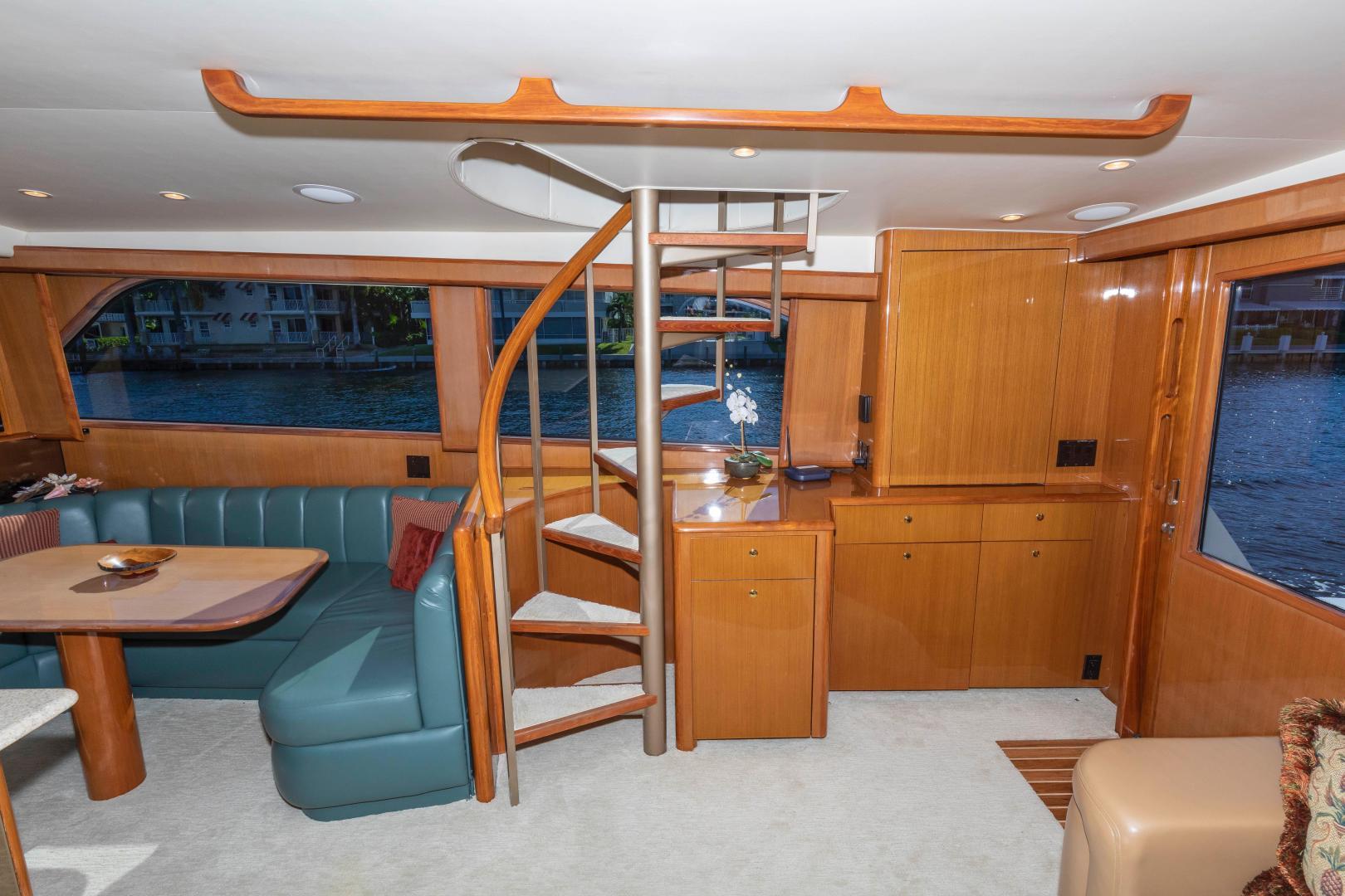 Viking-Enclosed Bridge Convertible 2002-GOOD TO GO Lighthouse Point-Florida-United States-1493960 | Thumbnail