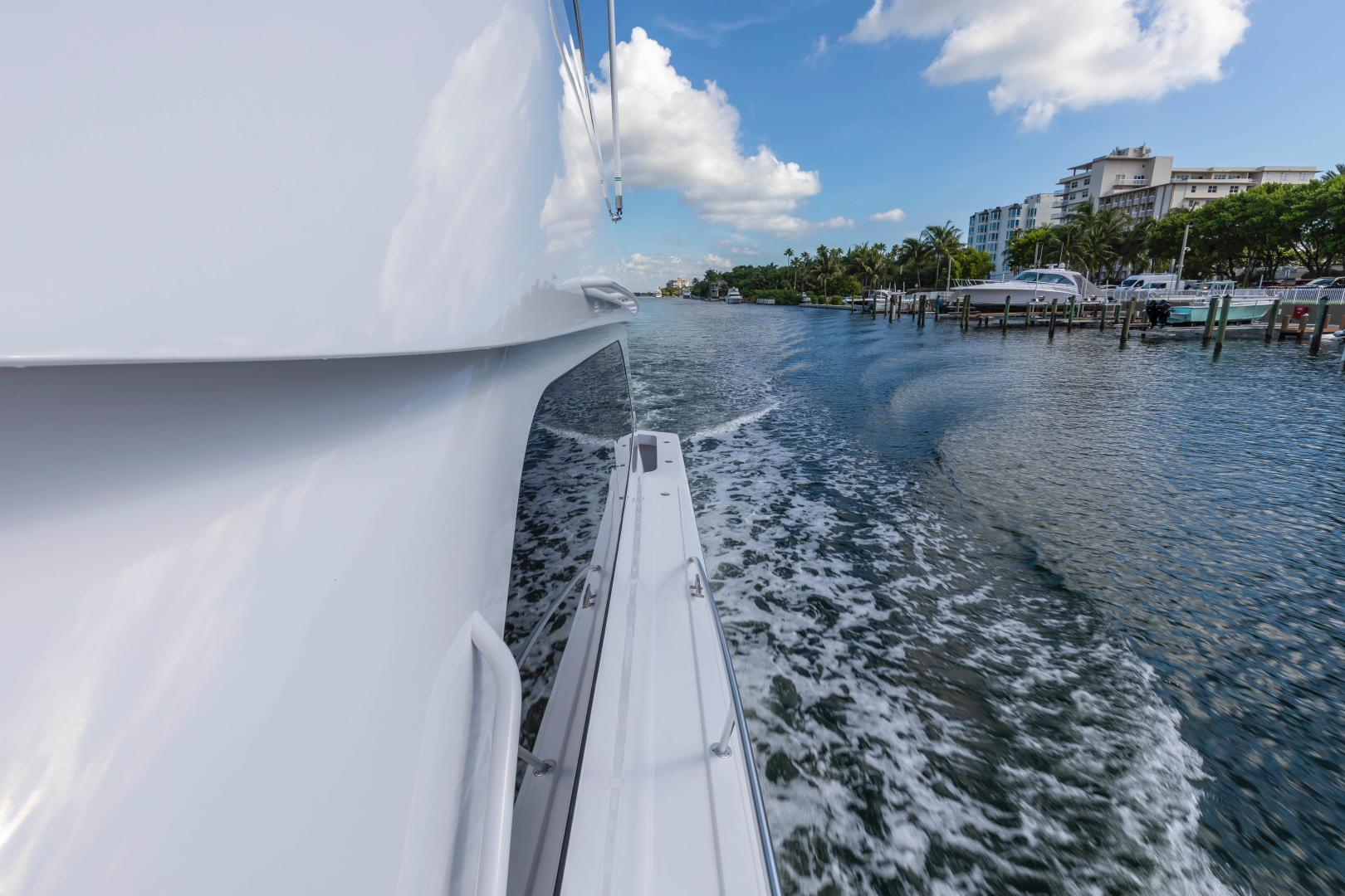 Viking-Enclosed Bridge Convertible 2002-GOOD TO GO Lighthouse Point-Florida-United States-1493988 | Thumbnail