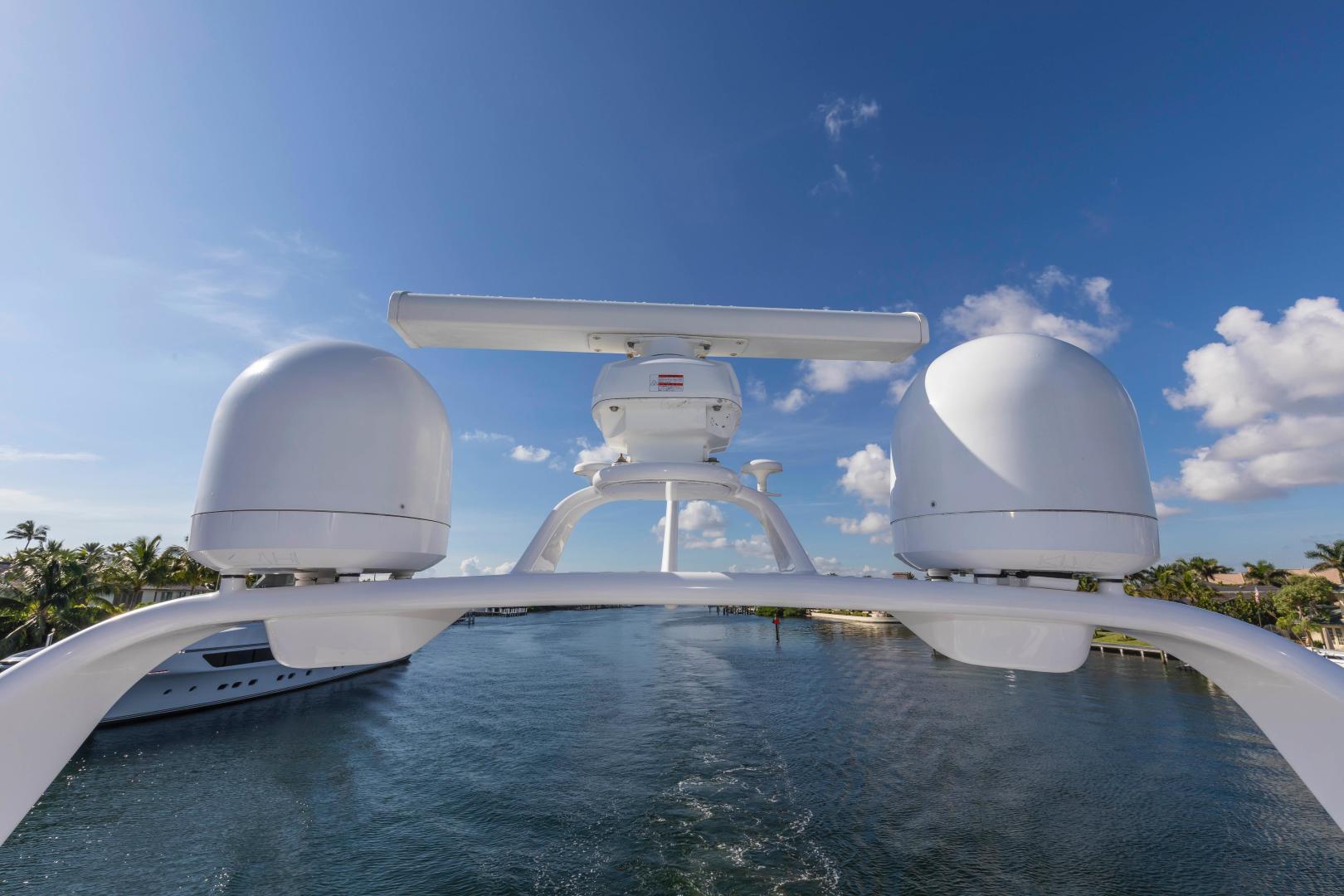 Viking-Enclosed Bridge Convertible 2002-GOOD TO GO Lighthouse Point-Florida-United States-1493942 | Thumbnail