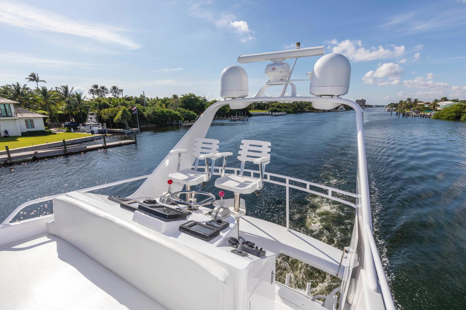 Viking-Enclosed Bridge Convertible 2002-GOOD TO GO Lighthouse Point-Florida-United States-1493938 | Thumbnail