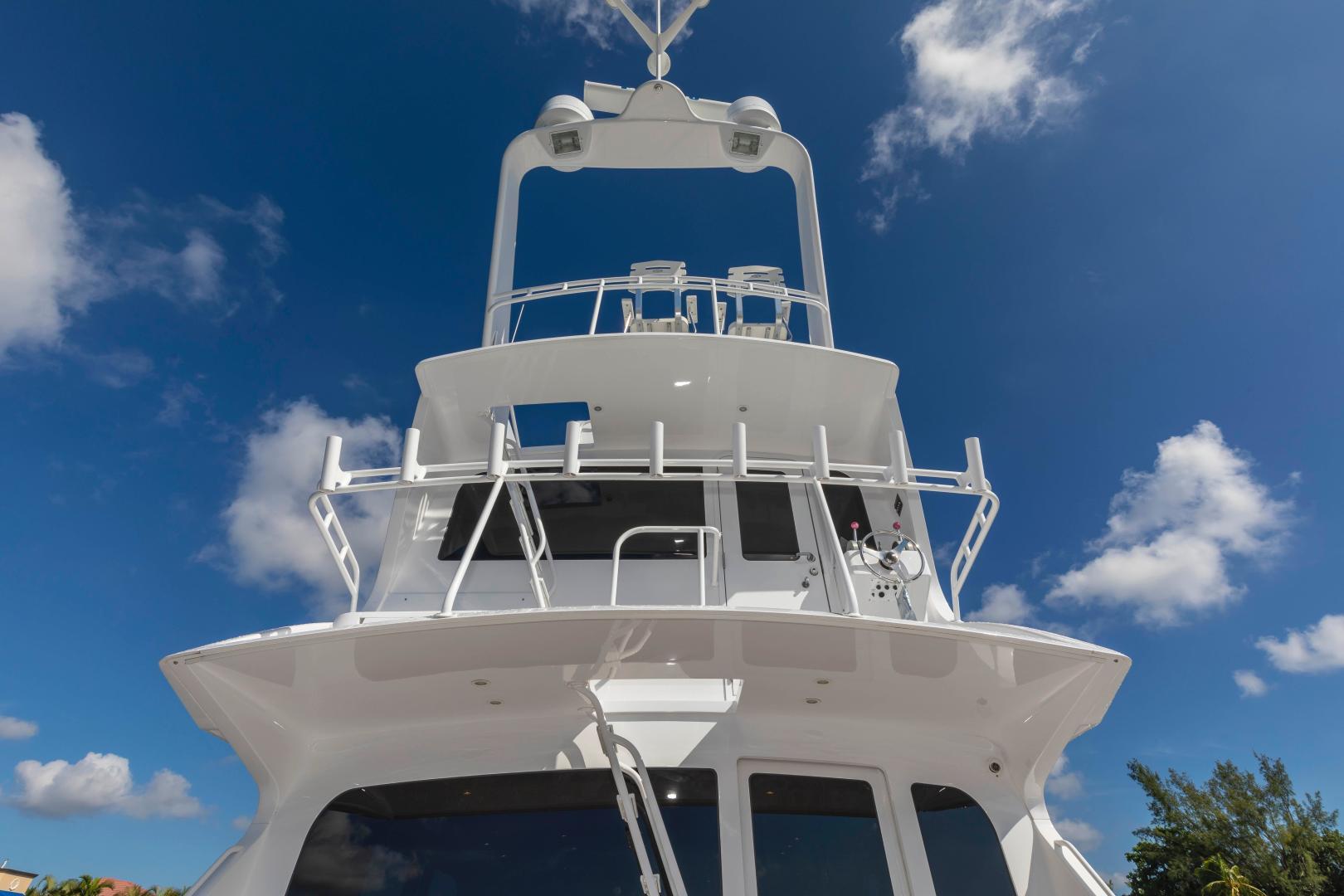 Viking-Enclosed Bridge Convertible 2002-GOOD TO GO Lighthouse Point-Florida-United States-1493977 | Thumbnail