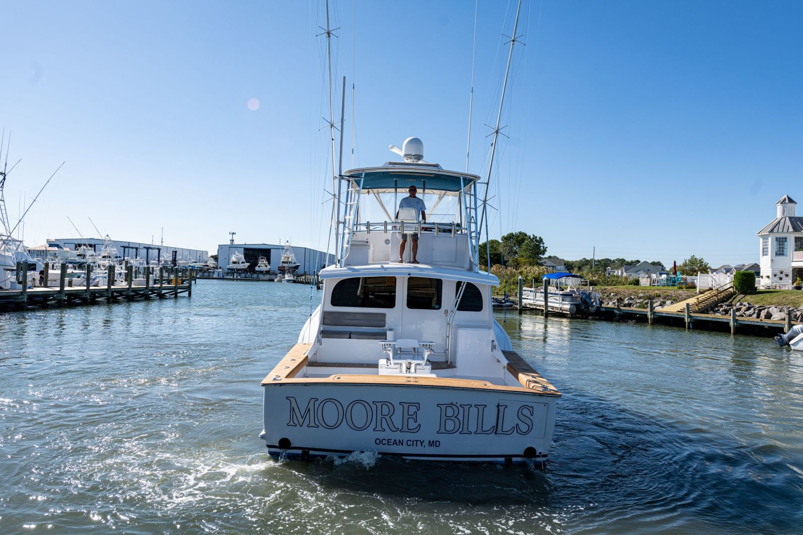 Custom Carolina-59 B&B Custom Sportfish 2006-Moore Bills Ocean City-Maryland-United States-1518682 | Thumbnail