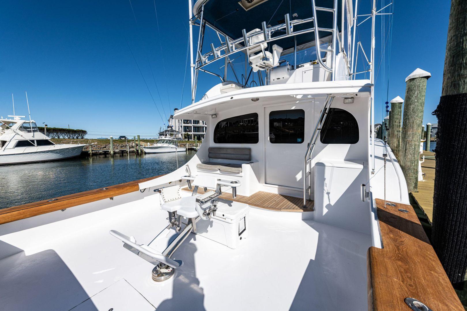 Custom Carolina-59 B&B Custom Sportfish 2006-Moore Bills Ocean City-Maryland-United States-1518689 | Thumbnail