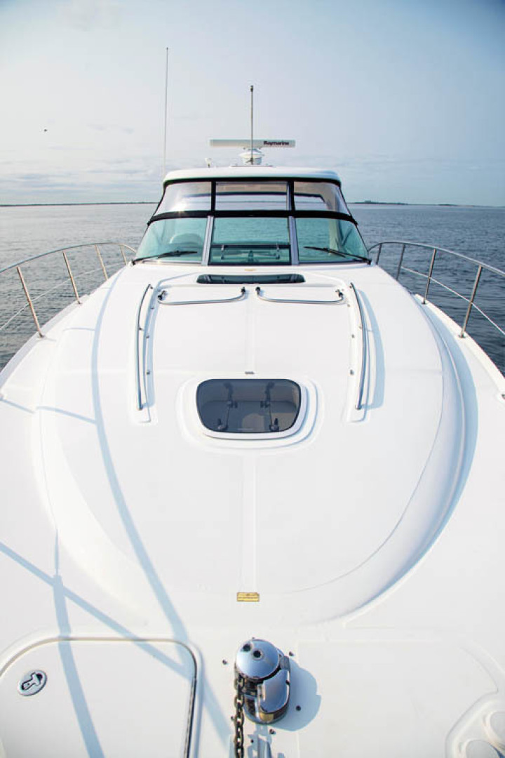 Sea Ray-40 Sundancer 2007-Current Sea Long Island-New York-United States-Foredeck to Aft-1494283 | Thumbnail