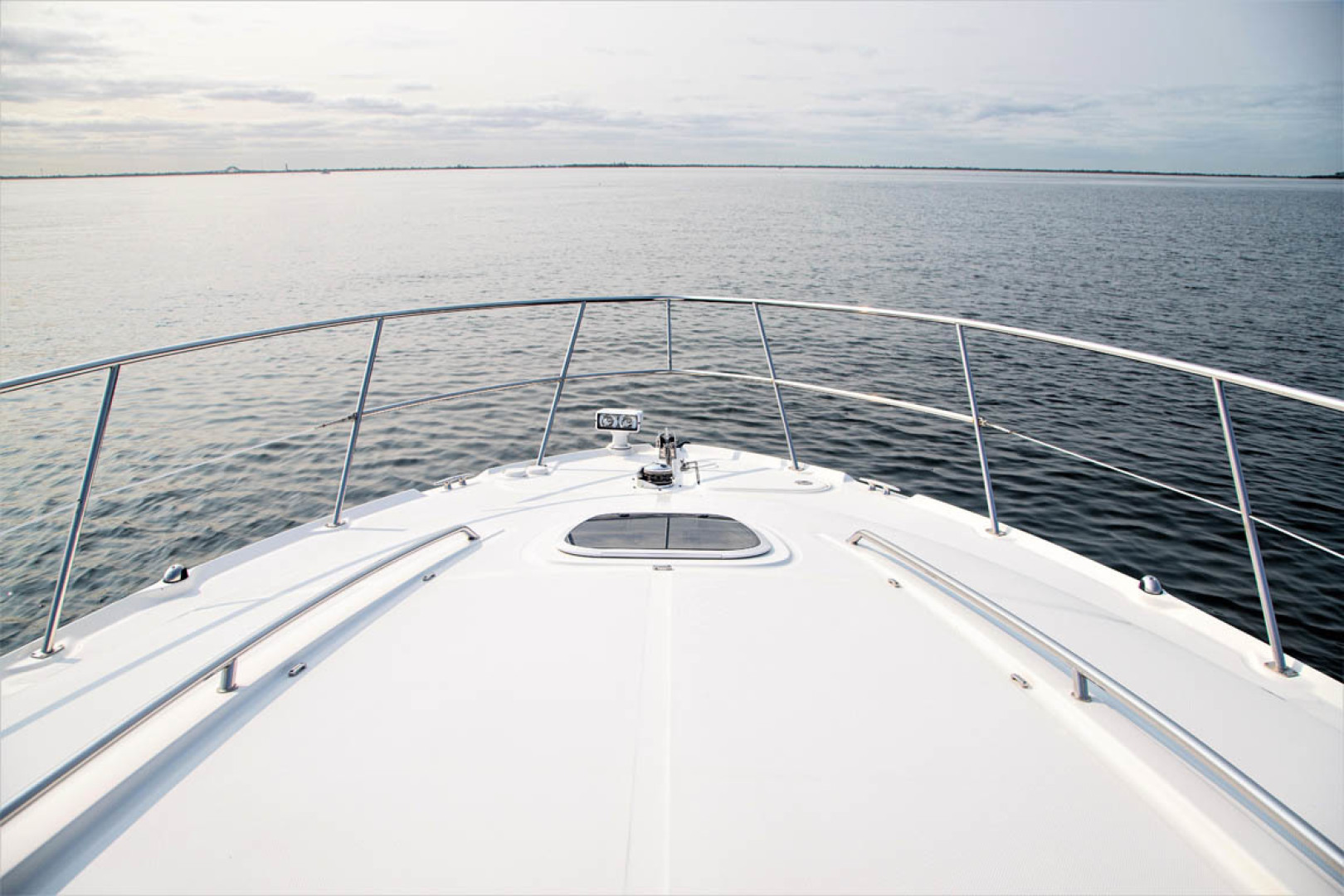Sea Ray-40 Sundancer 2007-Current Sea Long Island-New York-United States-Foredeck to Bow-1494285 | Thumbnail