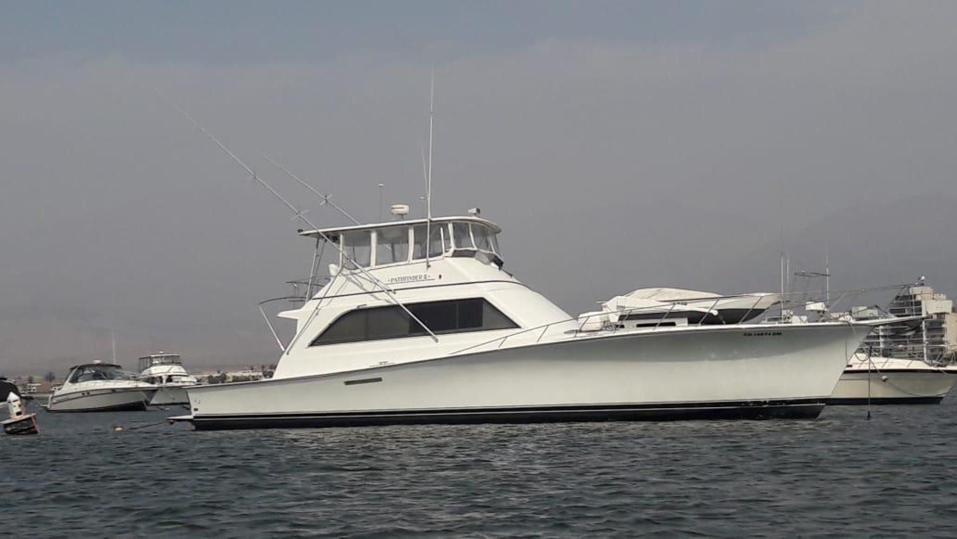 63' Ocean Yachts 1998 Sport Fish PATHFINDER 2