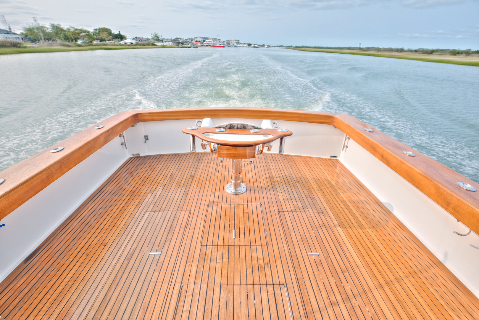 Monterey-Custom Sportfish 1978-Supercrew Lake Park-Florida-United States-Cockpit-1494765 | Thumbnail