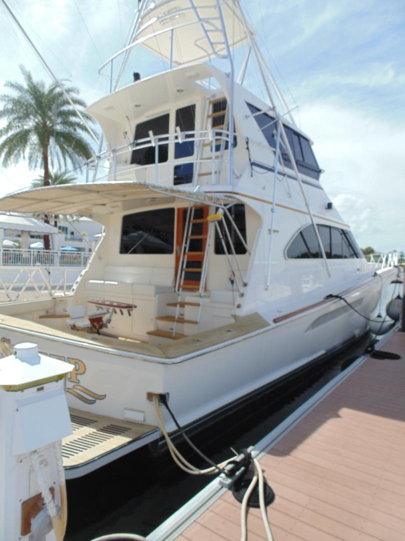 Trinity Yachts-Sportfish 1993-CLEAN SWEEP Jupiter-Florida-United States-Aft View-1495207 | Thumbnail