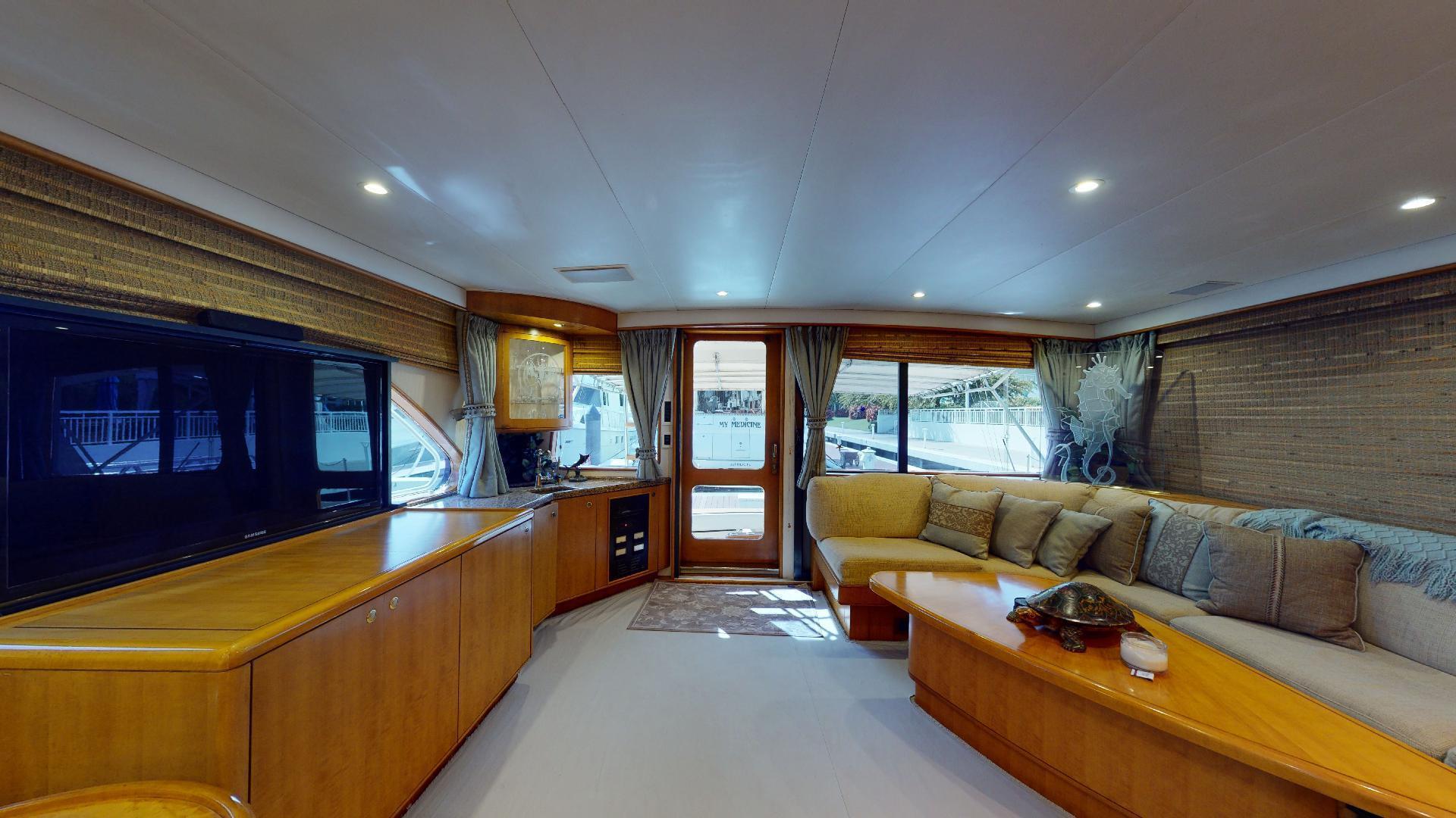 Trinity Yachts-Sportfish 1993-CLEAN SWEEP Jupiter-Florida-United States-Salon-1494684 | Thumbnail