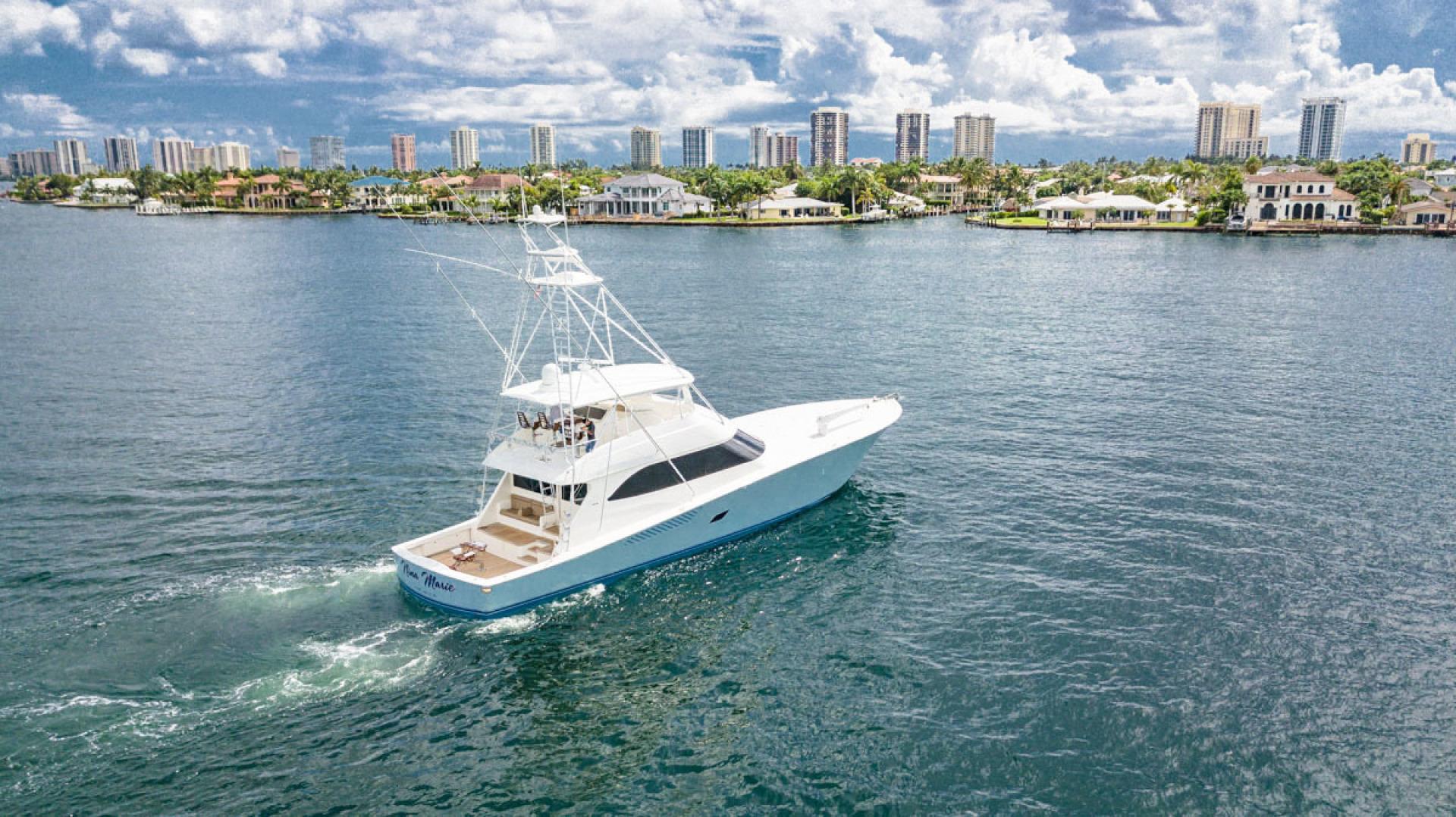 Viking-82 Convertible 2010-NINA MARIE Jupiter-Florida-United States-NINA MARIE-1495846 | Thumbnail