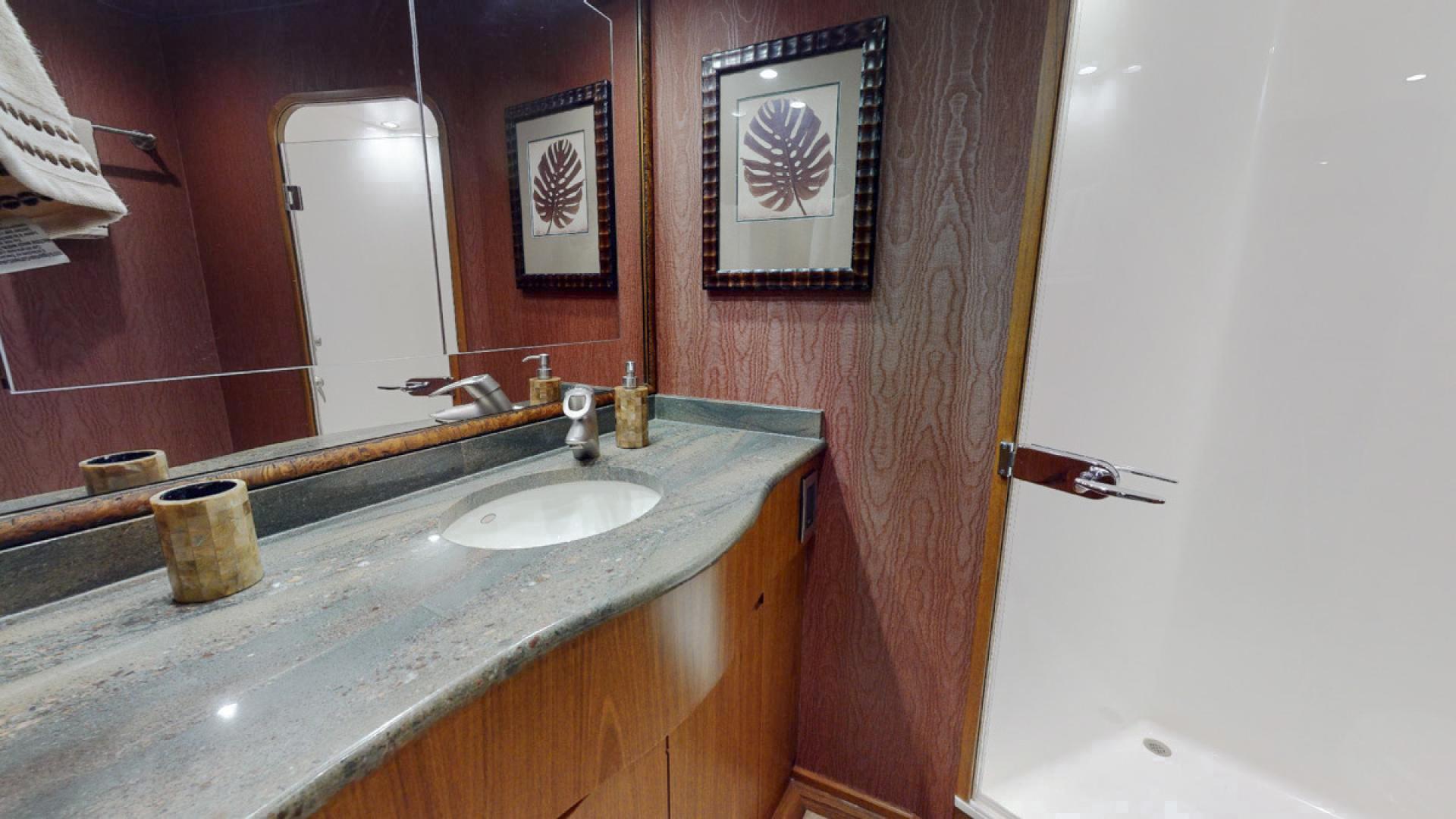 Viking-82 Convertible 2010-NINA MARIE Jupiter-Florida-United States-VIP Head-1495736 | Thumbnail