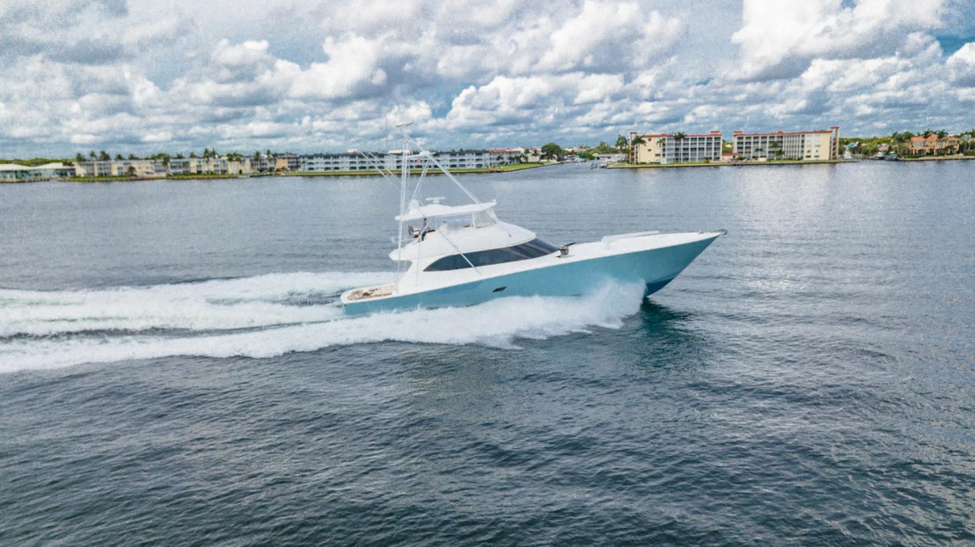 Viking-82 Convertible 2010-NINA MARIE Jupiter-Florida-United States-NINA MARIE-1495847 | Thumbnail