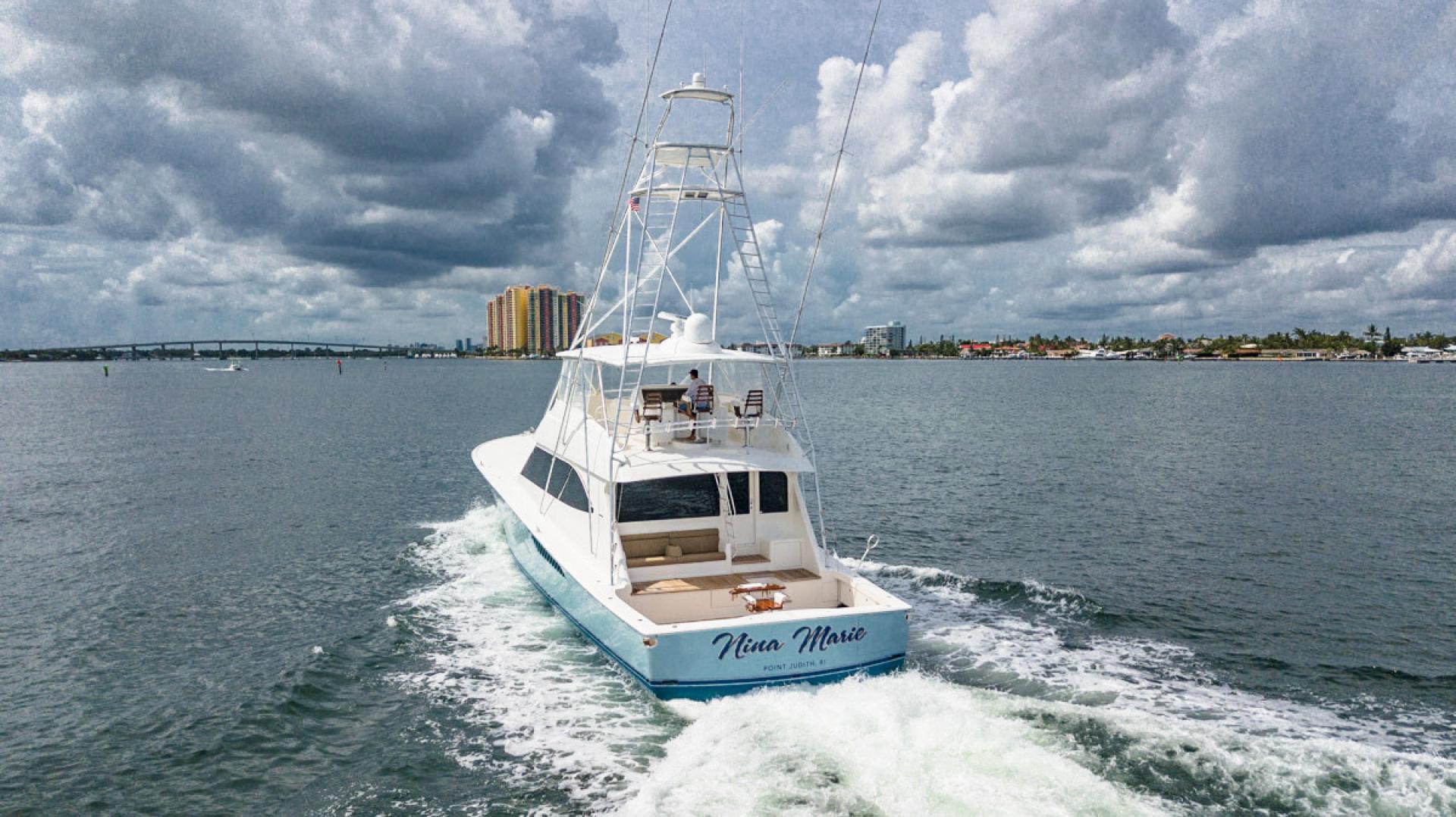 Viking-82 Convertible 2010-NINA MARIE Jupiter-Florida-United States-NINA MARIE-1495844 | Thumbnail