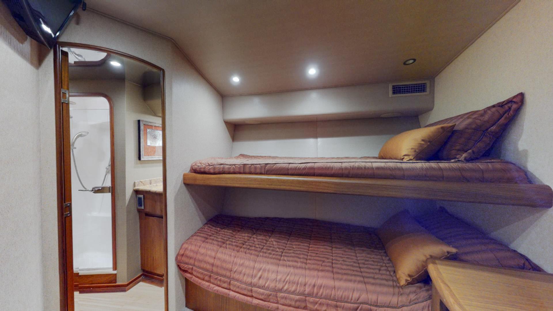 Viking-82 Convertible 2010-NINA MARIE Jupiter-Florida-United States-Port Guest Stateroom-1495766 | Thumbnail