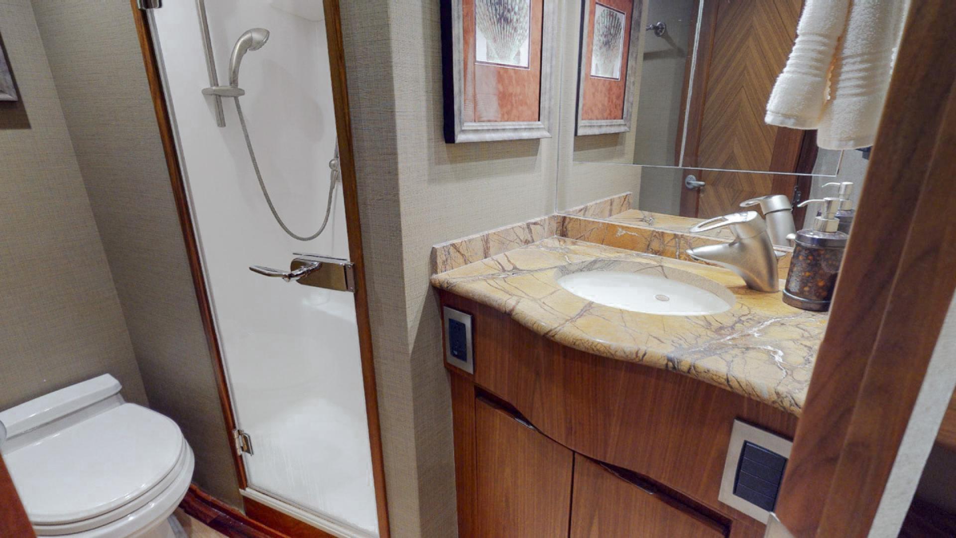 Viking-82 Convertible 2010-NINA MARIE Jupiter-Florida-United States-Guest Head-1495769 | Thumbnail