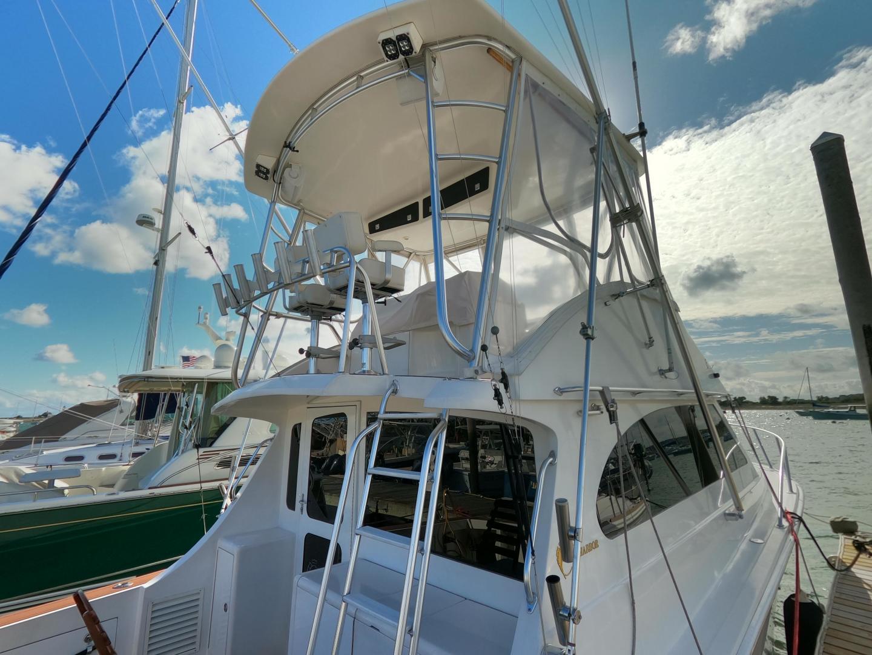 Egg Harbor-37 Sport Yacht 2001 -Scituate-Massachusetts-United States-1495554 | Thumbnail