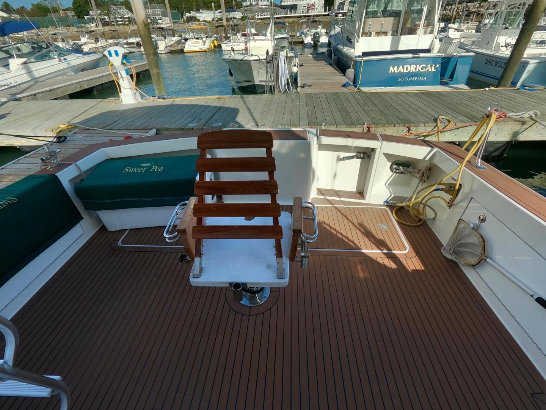 Egg Harbor-37 Sport Yacht 2001 -Scituate-Massachusetts-United States-1495559 | Thumbnail
