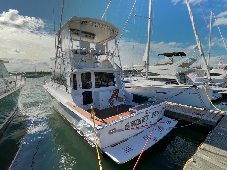 Egg Harbor-37 Sport Yacht 2001 -Scituate-Massachusetts-United States-1495545 | Thumbnail