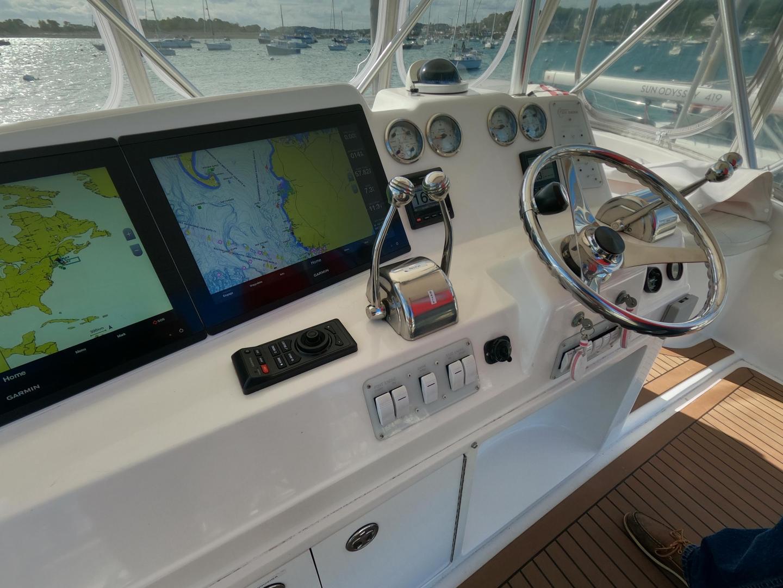 Egg Harbor-37 Sport Yacht 2001 -Scituate-Massachusetts-United States-1495566 | Thumbnail